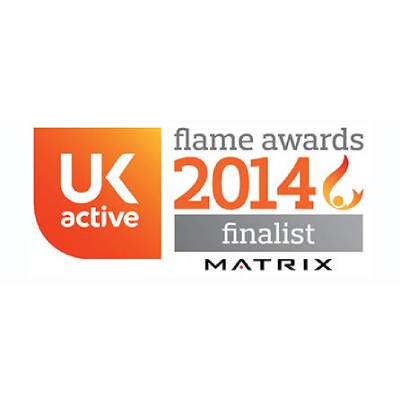 Zoggs announced as finalists in the UK Active and Matrix Flame Awards 2014