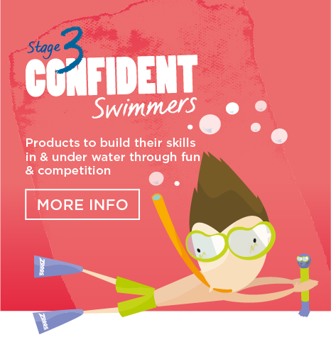 Stage 3 - Confident Swimmers
