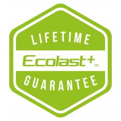 Lifetime Ecolast+ Guarantee