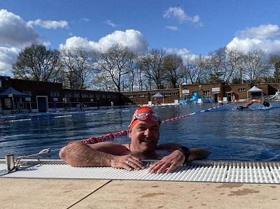 Simon Open Water Swim