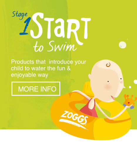 Stage 1 - Start to Swim