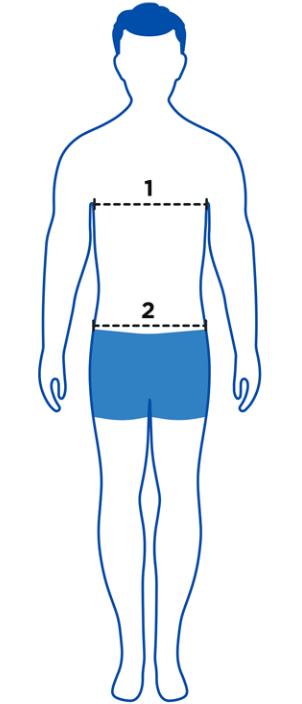Mens Measuring Guide