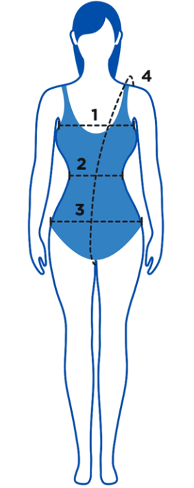 Womens Measuring Guide